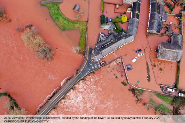 2019-2020 UK Flooding – An overview