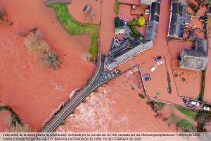 Inundaciones en el Reino Unido 2019-2020: una descripción general