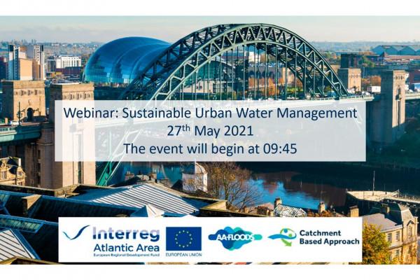 Facilitar una gestión sostenible del agua urbana a través de la acción local